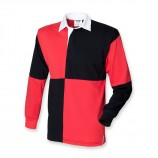 Front Row FR2 Quartered Rugby Shirt