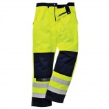 Portwest FR62 HiVis Multi-Norm Trousers