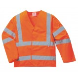 Portwest FR85 FR Hi-Vis Antistatic Jacket