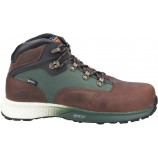 Timberland Pro Euro Hiker S3 Hiker Boot Brown/Green