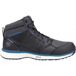 Timberland Pro Reaxion Mid S3 Hiker Boot Black/Blue
