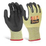Glovezilla Nitrile Palm Coated Glove Pair