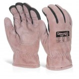 Glovezilla Thermal Leather Glove Pair
