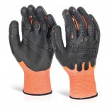 Glovezilla Cut Resistant Fully Coated Impact Glove Pair