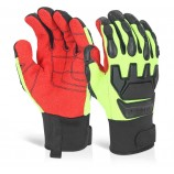 Glovezilla Mechanical Impact Glove Pair