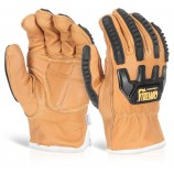 Glovezilla Impact Arc Flash Thermal Drivers Glove Pair