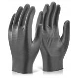 Glovezilla GZNDG10 Nitrile Disposable Gripper Glove Powder Free (500 pairs)