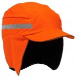 Scott HC23WI HC23 Winter Cap Hivis Orange