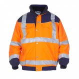 Hydrowear HYD02159 Furth Hivis Sns Pilot Jacket Two Tone