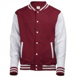 AWDis Hoods JH043 Varsity Jacket