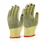 Click Kutstop KGMWD Kevlar Glove Medium weight Dotted
