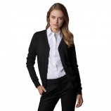 Kustom Kit K354 Ladies Arundel  Cotton Acrylic V Neck Cardigan
