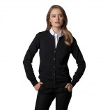 Kustom Kit Ladies Arundel Round Neck Cardigan
