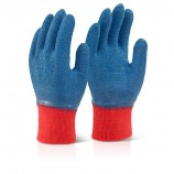 Click Latex Fully Coated Gripper Gloves