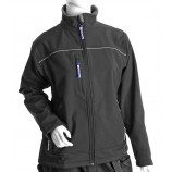 Click Workwear LSSJ Ladies Soft Shell Jacket
