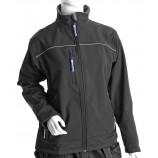 Click Workwear LSSJ Ladies Soft Shell Jacket