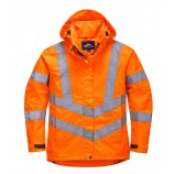 Portwest LW70 Ladies HiVis Breathable Jacket