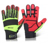 Mecdex MECAP Auto Plus Mechanics Glove