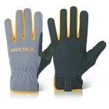 Mecdex MECDY-711 Work Passion Mechanics Glove