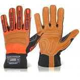 Mecdex MECPR-610 Rough Handler C5 360 Mechanics Glove