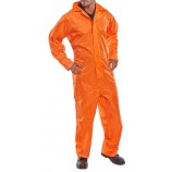 B-Dri NBDC Nylon B-Dri Coverall Orange