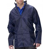 PVC / Nylon B-Dri Jacket
