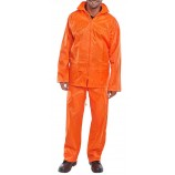 B-Dri  NBDS Nylon B-Dri Suit Orange