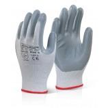 Click 2000 Nitrile Foam Nylon Glove