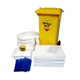 Fentex OSKS Oil & Fuel Wheelie Bin Spill Kit