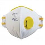 Portwest P153 FFP1 Valved Dolomite Fold Flat Respirator