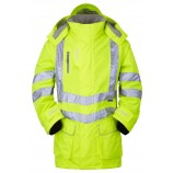 PULSAR P421 Breathable Hi-viz Storm Coat
