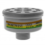 Portwest P926 ABEK2 Gas Filter Universal Thread (Pk of 4)