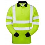 PULSAR PARC21 FR-AST-ARC Hi-viz Polo Shirt