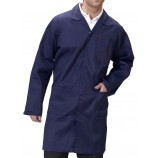 Click Poly/Cotton Warehouse Coat / Lab%2