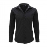Premier PR214 Long sleeve fitted 'Friday' shirt