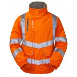 PULSAR PR515 Rail Spec Hi-viz Breathable Bomber Jacket