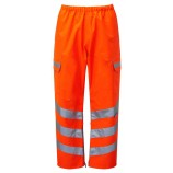 NEW PR503TRS PULSAR Rail Spec Class 2 Hi-viz Over Trouser