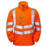 PULSAR PR508 Rail Spec Hi-viz Interactive Fleece Jacket