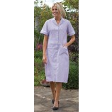 Striped Nurses Dress