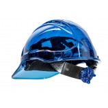 Portwest PV60 Peak View Ratchet Hard Hat Vented