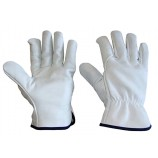 Click 2000 Quality Lined Drivers Gloves Pearl Pack of 10
