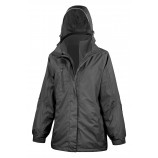 Result R400F Women's 3-In-1 Journey Jacket With Softshell Inner
