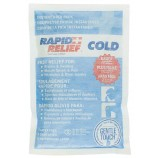 "Rapid Aid RA35359 Instant Cold Pack C/W Gentle Touch Technology Large 5""X 9"""
