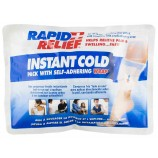"Rapid Aid RA35759 Instant Cold Pack C/W Self Adhering Wrap 5""X 9"""