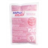 "Rapid Aid RA44359 Instant Warm Pack C/W Gentle Touch Technology Large 5""X 9"""