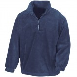 Result RS33 Populaire Zip Neck Fleece