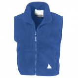 Result RS37B Kids Populaire Fleece Bodyw