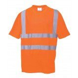 Portwest Hi-Vis T-Shirt GO/RT