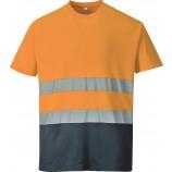 Portwest S173 Two Tone Cotton Comfort T-shirt