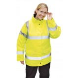 Portwest Hi-Vis Ladies Traffic Jacket